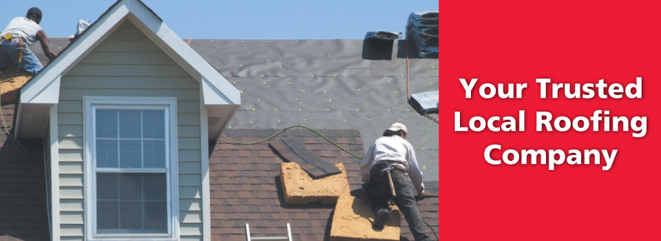 Your Local Trusted Roofing Company
